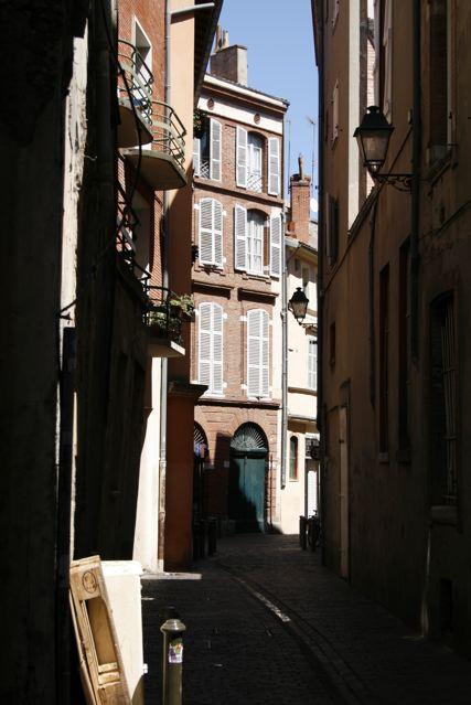 Toulouse, scorcio
