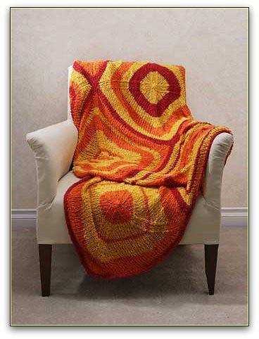 knitpicks.com throw pattern