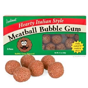 meatball bubblegum