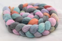 "FIBER TESTERS- Discount- ""Hadassah"" Merino Top 4oz (...a time to dye)"