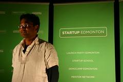 Launch Party Edmonton