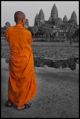 Meditation (eneko123) Tags: cutout temple cambodge cambodia kambodscha southeastasia cambodian khmer buddha buddhist almostbw kingdom monk buddhism siem reap 5d meditation vat angkor wat templo monje cambodja budismo kemboja kamboja eneko123 budista 柬埔寨 camboya カンボジア kampuchea kambodza cambogia campuchia reab kambuja tenplu 캄보디아 preahreachanachâk ประเทศกัมพูชา камбоджа cambyses καμπότζη कंबोडिया कम्बोजदेश kambujadesa preăhréachéanachâkkâmpŭchea srokkhmae khmerland kambodya
