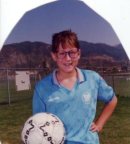 1993 Amanda Soccer