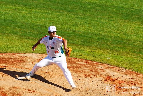 潘威倫@ MLB Taiwan Games 2010 (by euyoung)