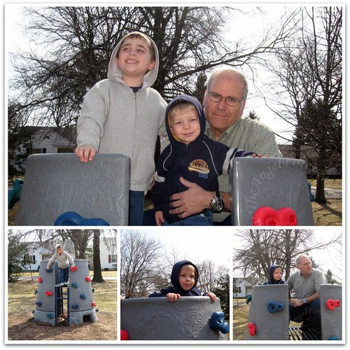 Pictures with Papa