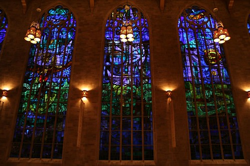 Alice S. Millar Chapel, Northwestern U.
