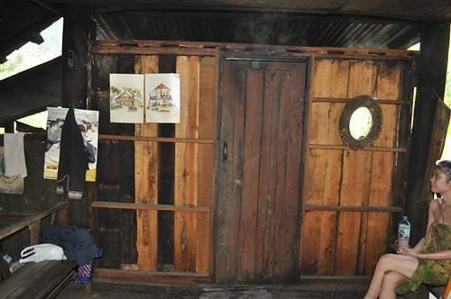 Herbal Sauna in Vientiane