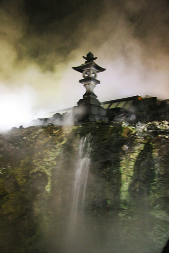 Yubatake noche lampara1