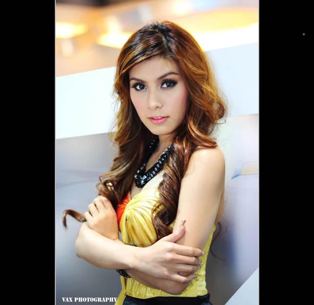 Bangkok Motor show girls 08