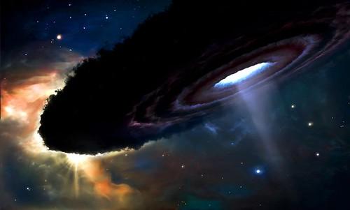 Epsilon Aurigae, eclipsed