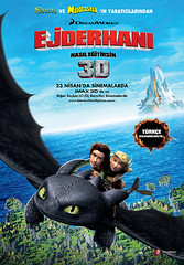 Ejderhanı Nasıl Eğitirsin - How To Train Your Dragon (2010)