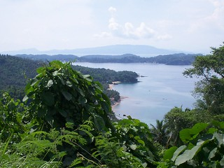 Viewpoint, Puerto Galera to Calapan, Occidental Mindoro, Philippines