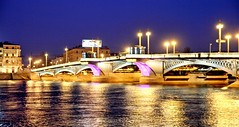Санкт-Петербург: Благовещенский мост