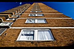 20 stories (Gary Kinsman) Tags: windows london tower estate framed balcony social lookup housing bermondsey borough canon5d block se1 2010 councilestate londonist sigma20mmf18 westernstreet kiplingestate