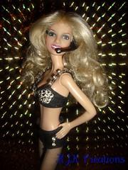 Britney Spears Radar(Circus tour) doll (Just_ Like_ A_ **Circus**) Tags: art doll tour spears circus ooak barbie britney radar