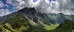 touch the cloud (gregor H) Tags: mountain alps clouds landscape geotagged hiking explore lie liechtenstein frontpage malbun triesen bettlerjoch pflzerhtte geo:lat=4707358800 geo:lon=961205078 nafkopf
