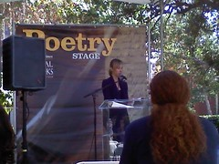 Margaret Emery reading for Annie Finch