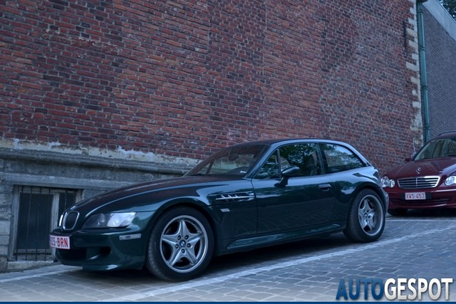 2000 M Coupe | Oxford Green | Black