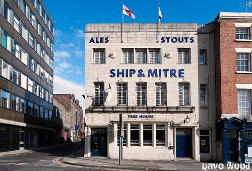 Ship Mitre Food Menu