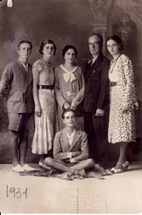 my father's family...in 1931 (cepatri55) Tags: family 1931 vintage washington famiglia maria uncle father group aunt marco giovanna renata zia aunts padre luigi nonno nonna gianna gruppo zie zio nonni vasinto