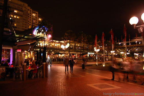 harbourside shopping center
