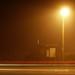 Bus Stop @ Night