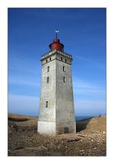 Rubjerg Knude Fyr - 05 (Frollein Eichblatt) Tags: lighthouse denmark beacon dnemark danmark fyr leuchtturm dne jylland nordjtland jtland nordjylland rubjergknudefyr