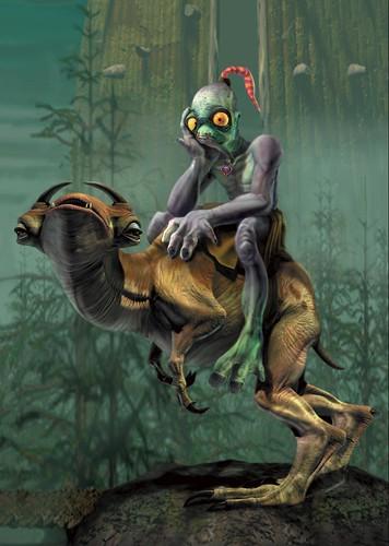 Oddworld Abe 1