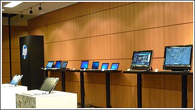 日本HPの個人向けPC 2009冬モデルはオサレで便利[デスクトップ編]