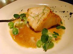 20091022 - Chilean Seabass at Sensi, Las Vegas (sadalit) Tags: food dinner restaurant lasvegas sensi sharepointconference2009