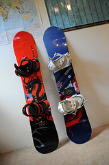 Unsere Snowboards