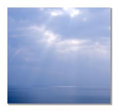 ......Nada?...... (danielgil50) Tags: sea sun sol maana mar blues calm alicante calma mediterrneo rayos azules dgilmalle