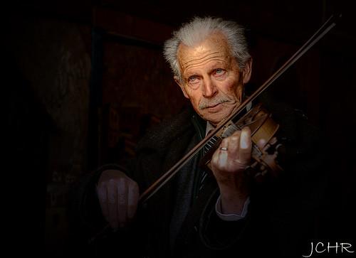 """ Violinista """