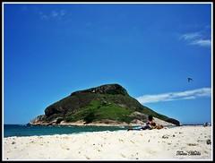 """Meu """"cantinho"""" no Recreio (Pindukinha1) Tags: cidade verde praia rio azul brasil relax mar frias cu diverso nuvens vero feliz maravilhosa fds lazer descanso calor recreio jacarepagu inspirao"""