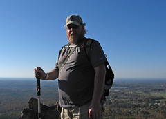 King\'s Pinnacle at Crowder Mountain SP (Mountain View, North Carolina, United States) Photo