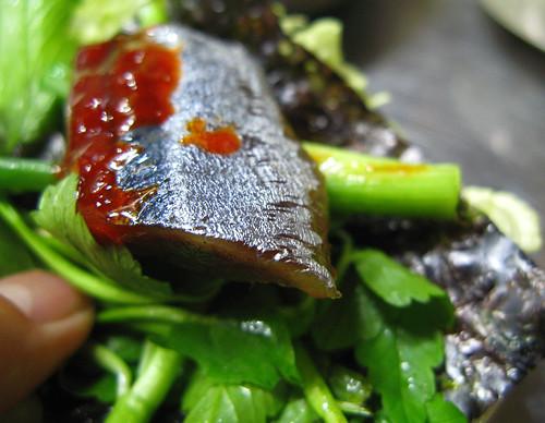 Fermented fish (과메기 / Kwamegi)