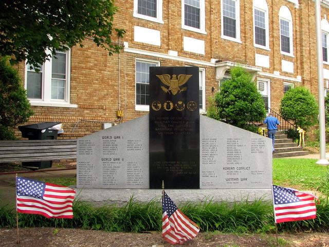 Hickman Co. Veterans Memorial