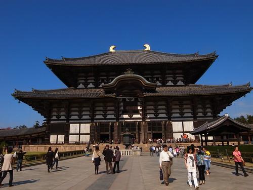 Toudaiji Kondo in Nara, Japan 2