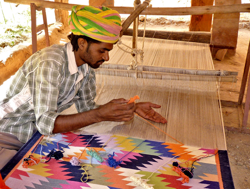 Durry Weaving