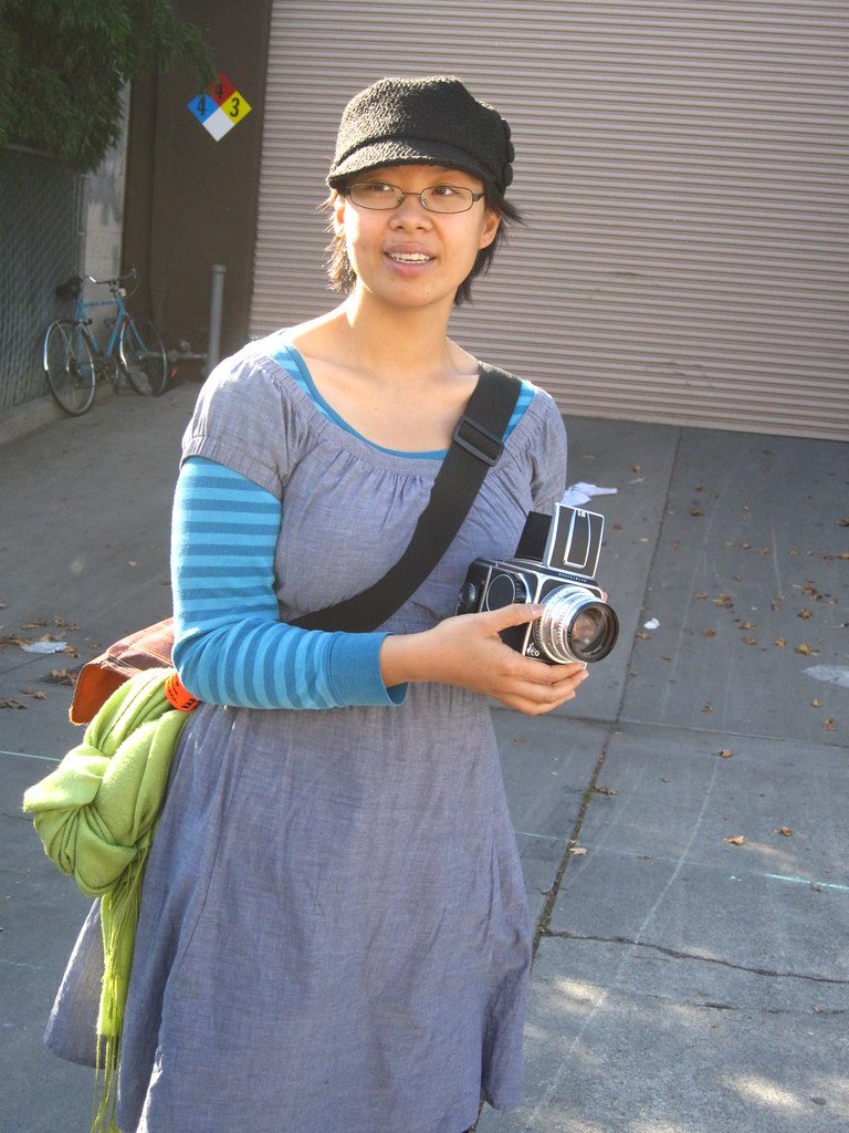 The radest camera.