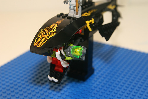 LEGO Atlantis 8058 - Guardian of the Deep