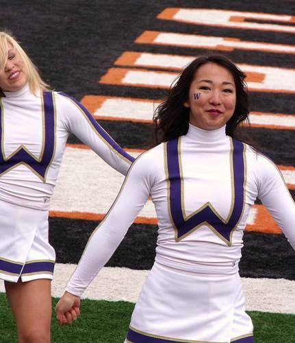 UW Cheerleaders