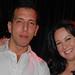 Eric Ortiz and Kate Clarke