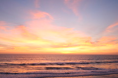 Oceanside, CA Sunset (Beachfrontonly Vacation Rentals San Diego) Tags: sunset sandiego pacificocean oceanview sandiegosunset