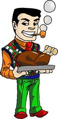 PPC Heros Thanksgiving Logo