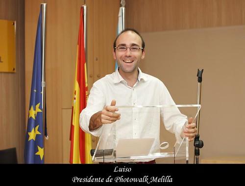 Junta Directiva de Photowalk-Melilla, Presidente