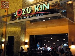 Jozu Kin, Burgis Circle in Fort Bonifacio