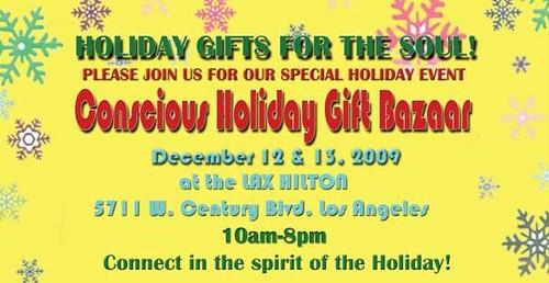 4159698450 264bcaa240 Conscious Holiday Gift Bazaar: Soulful shopping 12/12 12/13