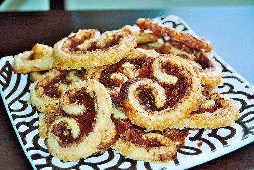 Palmiers | The Baker Bee