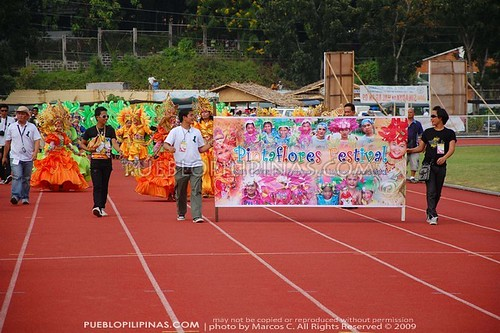 Pintaflores Festival - Western Visayas Tourism Assembly 2009